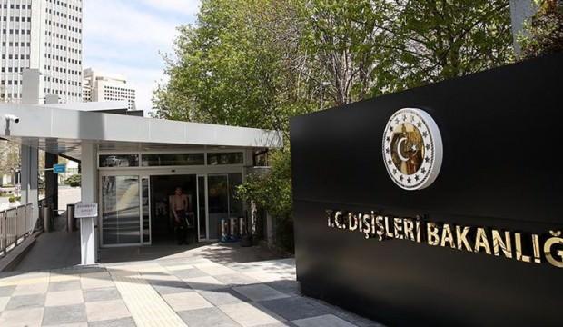 Skandal görüntü sonrası Türkiye'den sert açıklama! Çağrı yapıldı
