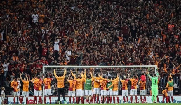 'Galatasaray'a liderlik dopingi