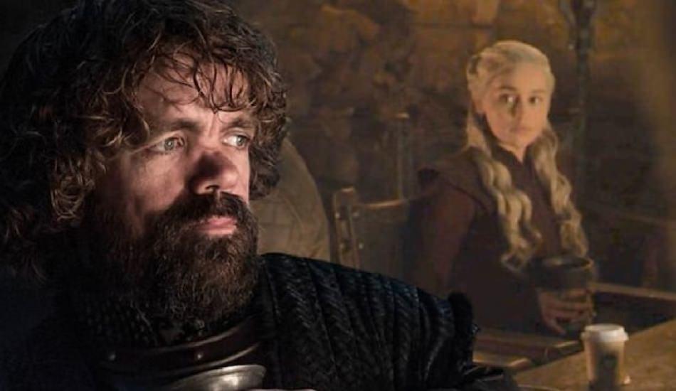 Game of Thrones'te seyirciyi güldüren komik hata!