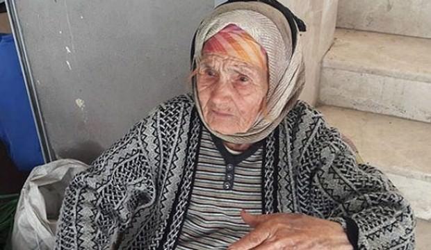 Kaybolan 100 yaşındaki kadın aranıyor