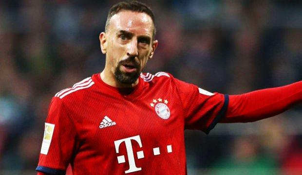 Ribery'nin yeni adresi belli oluyor