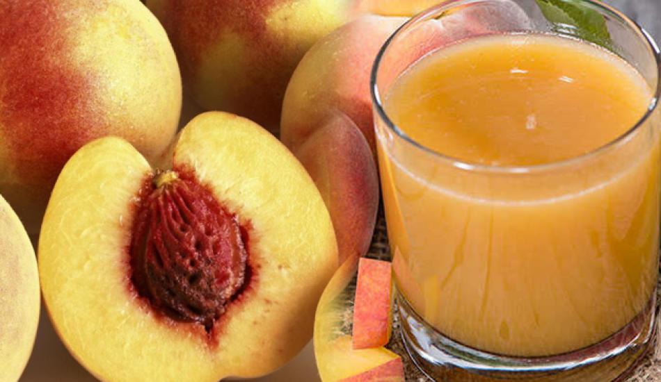 Şeftalinin faydaları nelerdir? Bağırsak düzenlemesi için şeftali çayı! Şeftali suyu içerseniz..