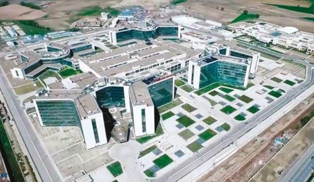 Şehir hastanesine yabancılardan yoğun ilgi