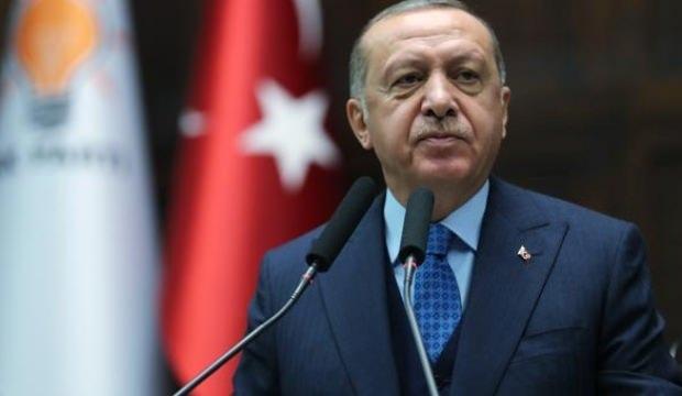 Başkan Erdoğan liderlerle görüştü