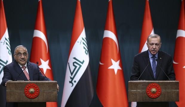 Abdülmehdi'den Türkiye'ye: Fırsatlarınızdan biz de faydalanmalıyız