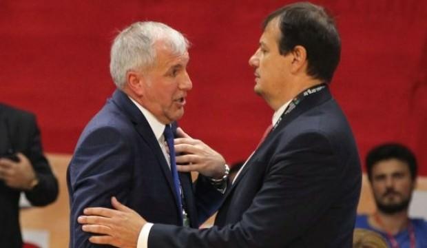 Ergin Ataman ve Obradovic 19 yıl sonra...
