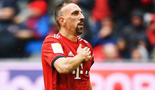 Franck Ribery'dan Galatasaray paylaşımı!