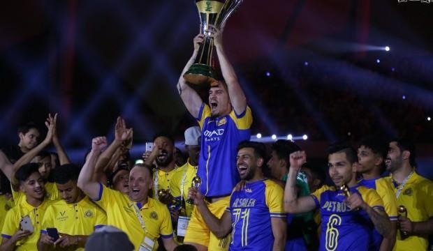Giuliano'lu, Maicon'lu Al Nassr şampiyon oldu