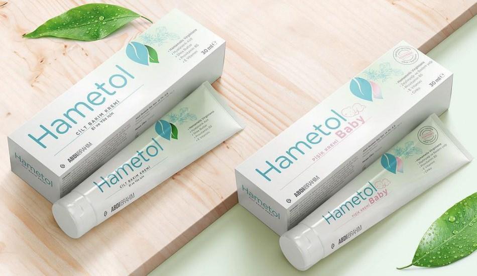 Hametol krem ne işe yarar? Hametol krem nasıl kullanılır?