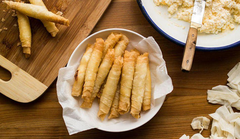 Sigara böreği kaç kalori, kilo aldırır mı? Sigara böreği kızartmanın püf noktaları