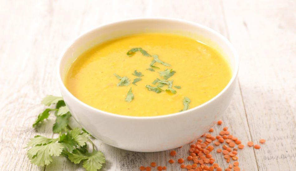 Sütlü mercimek çorbası nasıl yapılır?