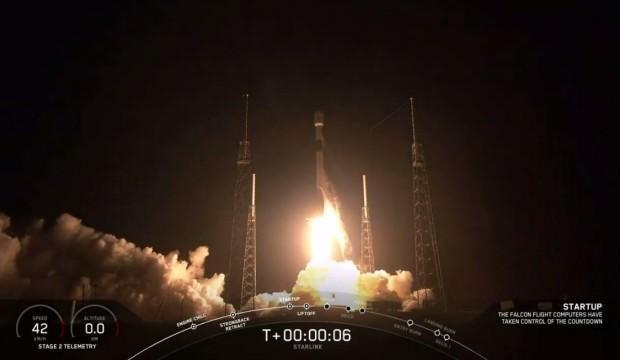 60 tanesi birden uzaya gönderildi! Dev proje