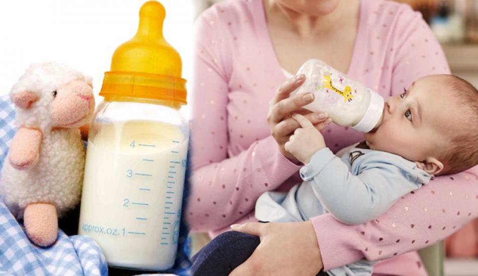 Evde bebeklere biberon maması nasıl hazırlanır? Besleyici biberon maması tarifleri