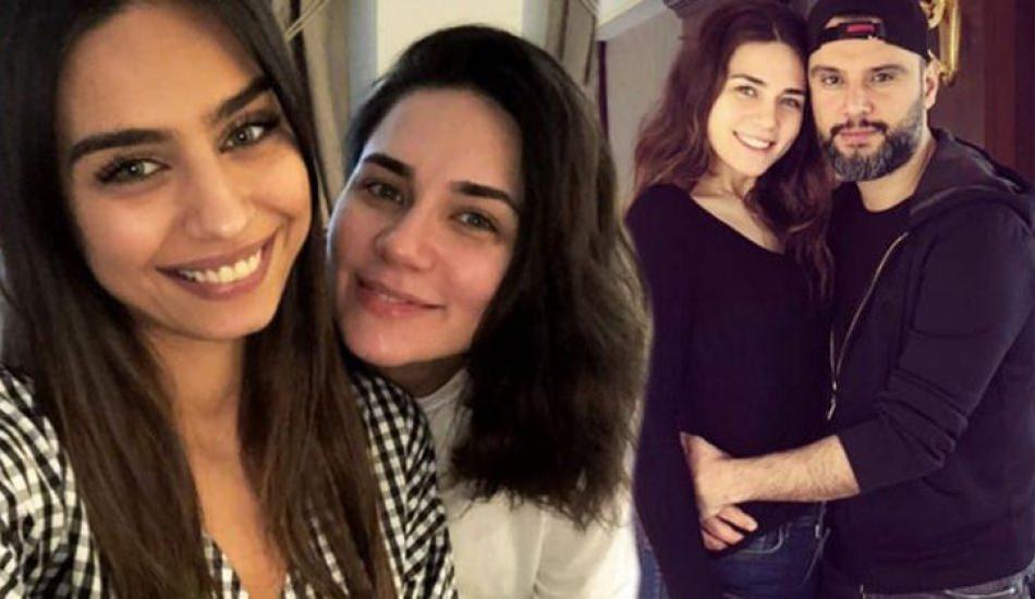 Buse Varol ve Amine Gülşe'den yeni poz!