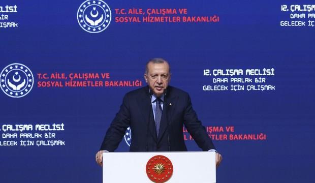 Erdoğan uyardı: Felaket olur!