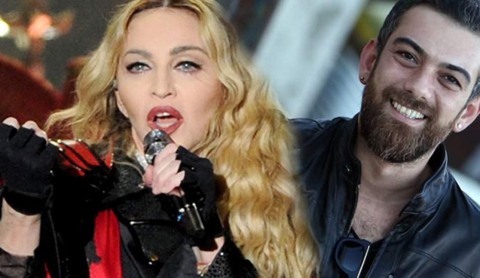 Hakan Akkaya Madonna ile çalışacak!