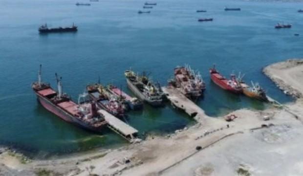 Marmara Denizi'nin hayalet gemileri görüntülendi