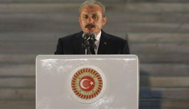 Meclis Başkanı Şentop'tan milletvekillerine iftar