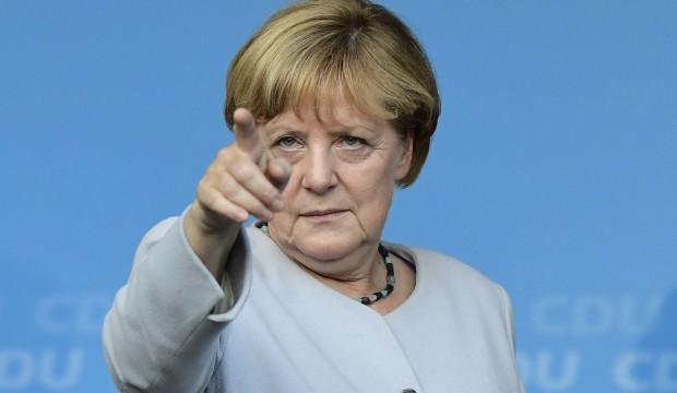 Merkel'in halefinden Türkiye için provokasyon