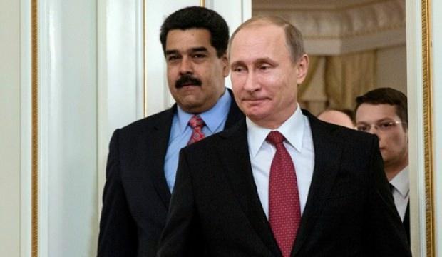 Rusya'dan Venezuela'ya ilginç destek