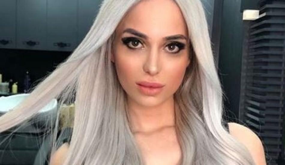 Sosyal medya fenomeni Merve Sanay Umre'ye gitti! O fotoğrafları sildi!