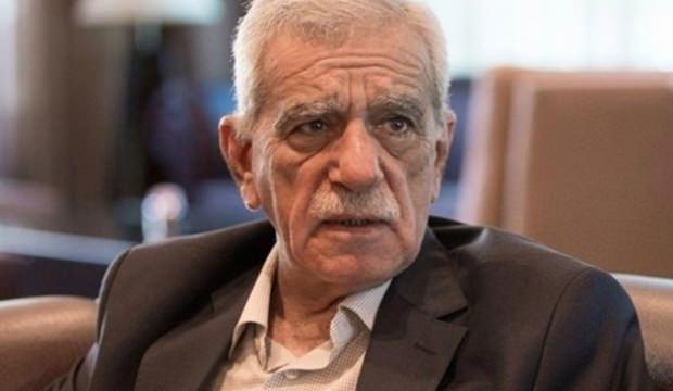 Ahmet Türk görevden almıştı! Mahkeme kararı durdurdu