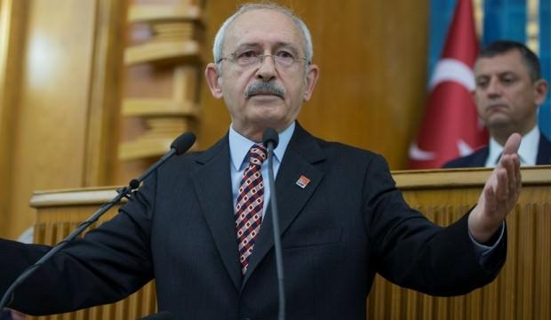 AYM'den Kılıçdaroğlu ve CHP'nin ret!
