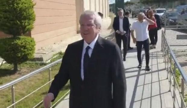 Aziz Yıldırım 'Kumpas davası' için Silivri'de