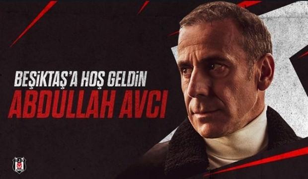 Beşiktaş Abdullah Avcı'yı resmen açıkladı!