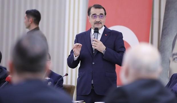 Enerji Bakanı Fatih Dönmez hayalini açıkladı