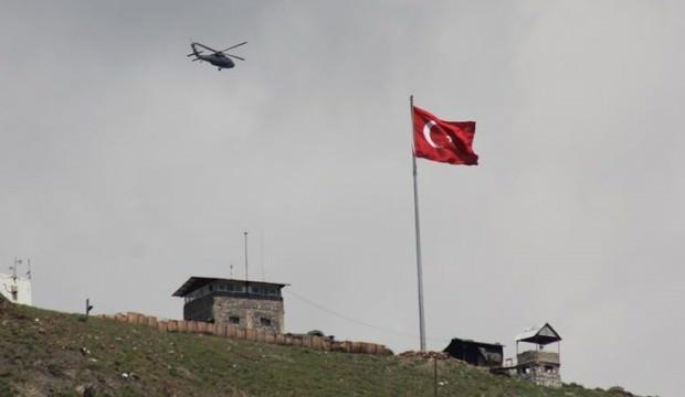 Hakkari'de çatışma: 2 şehit, 1 yaralı