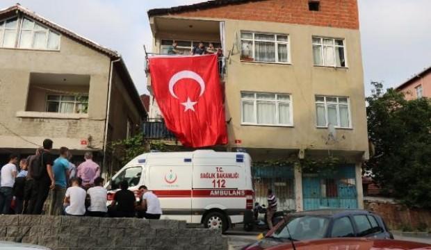 Iğdır şehidi uzman onbaşı Ali Yılmaz'ın acı haberi baba evine ulaştı