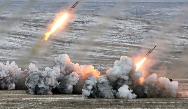 İşgalci İsrail, Şam'a hava saldırısı düzenlediği