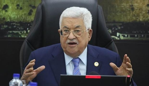 Mahmud Abbas'tan Arap liderlere çağrı!