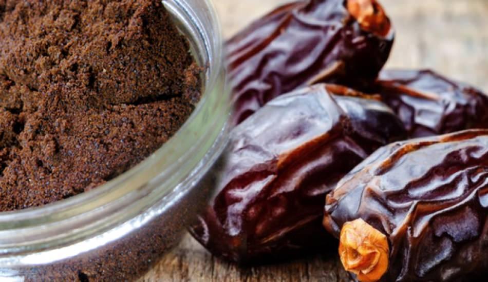 Şeker yerine hurma nasıl kullanılır?