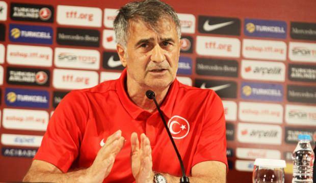 Şenol Güneş: 'Beşiktaş'a oyuncu önermedim'