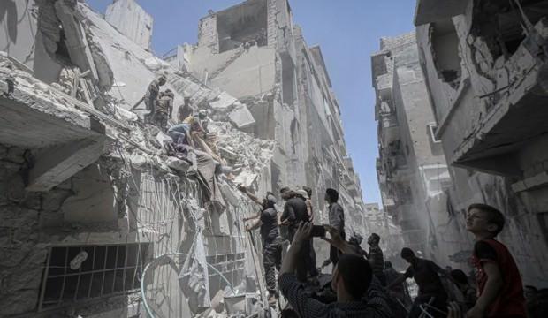 Suriye'de mayısta 416 sivil öldürüldü