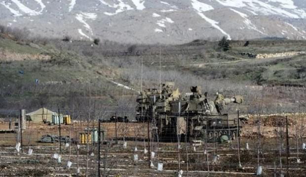 Suriye'den Golan'a havan saldırısı