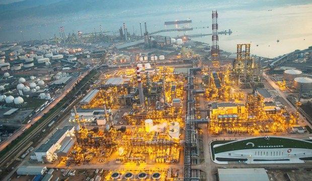 Tüpraş'tan 22.,2 milyon ton satış, 179 milyon dolar yatırım