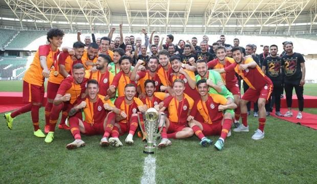 U21 Ligi'nde Süper Kupa da G.Saray'ın