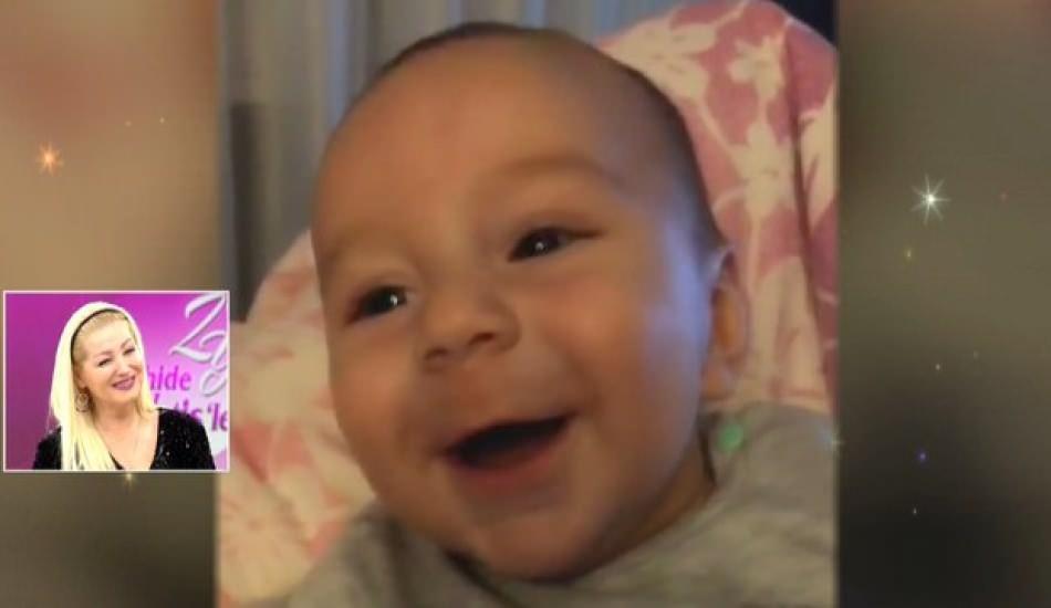 Zahide Yetiş 1 yaşındaki oğlu Aras ile paylaşım yaptı!