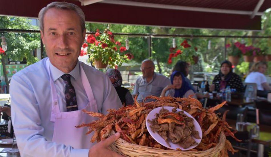Bayramda tatilci akınına uğrayan Edirne'de 3 ton ciğer tüketildi