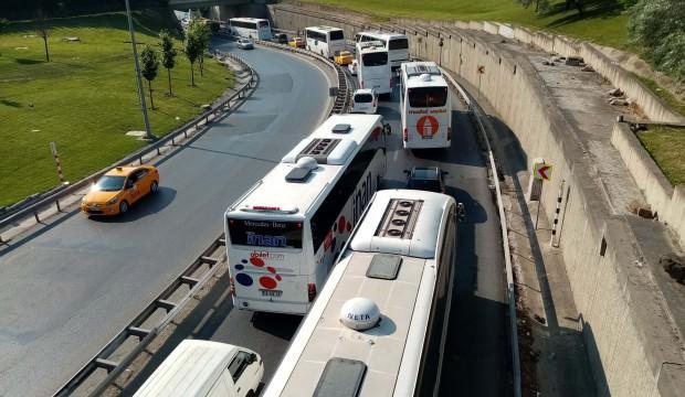 Türkiye bayramda yollara düştü