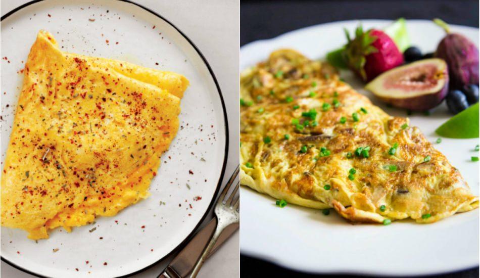 En kolay omlet nasıl yapılır? Peynirli omlet yapmanın püf noktaları