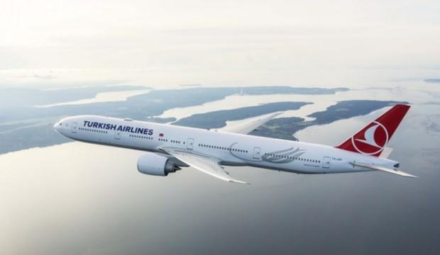 THY'de bayram tatilinde en çok yolcu Antalya'ya uçtu