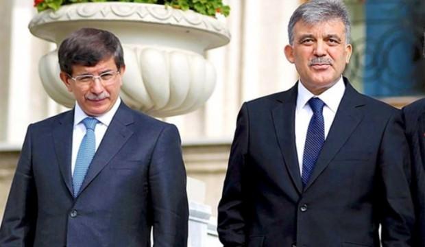 AK Partili isim çağrı yaptı: Davutoğlu ve Gül suskun çünkü...