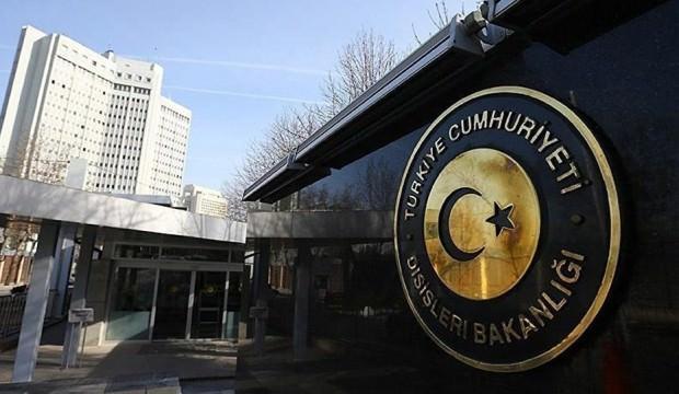 Ankara'dan Suudi Arabistan'daki saldırıya kınama!