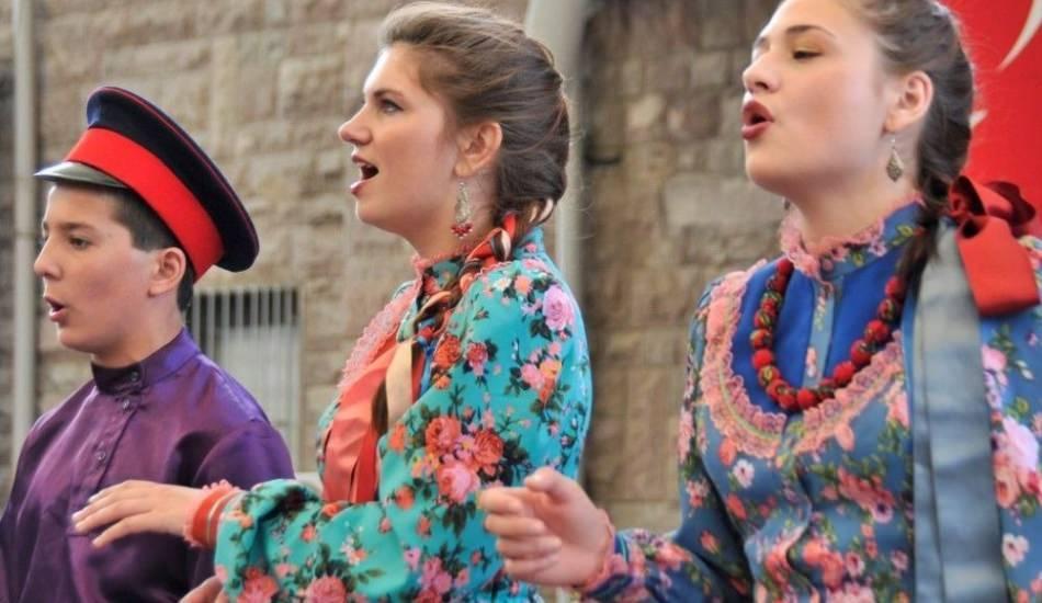Ankara Mamak'ta Rus konseri ses getirdi!