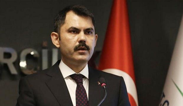 Bakan Kurum: Türk inşaat sektörünün dünyanın her yerinde imzası var