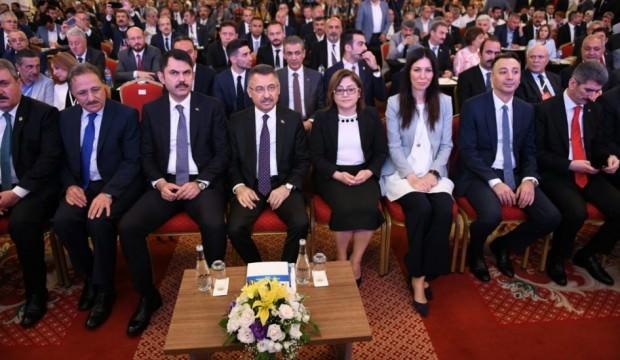 Fatma Şahin, yeniden Türkiye Belediyeler Birliği Başkanı oldu